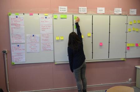 Kanban | Pédagogie Agile | Agile Methods | Scoop.it