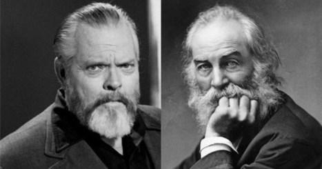 "Orson Welles Reads Walt Whitman's ""Song of Myself"" | KINSHIP COMMUNITY NETWORK | Scoop.it"