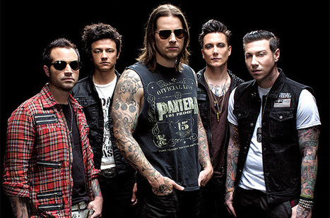 Avenged Sevenfold Earns Second No. 1 Album On Billboard 200 | Recent Music Success | Scoop.it