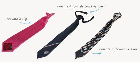 Cravates de sécurité | Cravates.fr | Mode - beauté - santé | Scoop.it