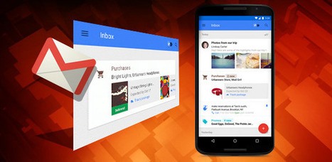 Google Reinvents E-mail App with Inbox - Top Tech News | Google + Applications | Scoop.it