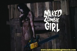 Naked Zombie Girl (2014) | Gruesome Hertzogg Reviews @ Interviews | Scoop.it