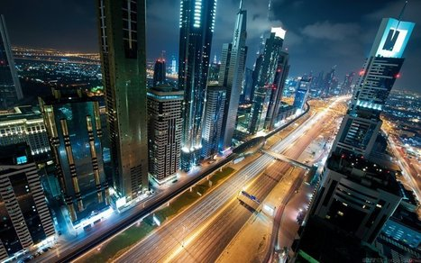Cool wallpaper with views of the cities of the world in widescreen resolution. Impressing sight entrancing and chic city of Dubai. | CityWallpaperHD | Scoop.it