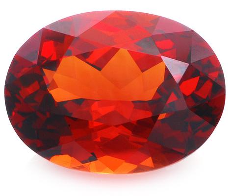 When Garnet is on fire   Gemstones Trends   Scoop.it