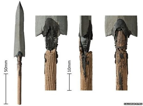 NORVEGE : Ancient artefacts found in melting snon | World Neolithic | Scoop.it