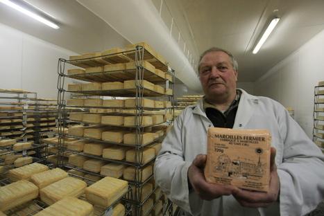 Maroilles : Daniel Druesnes, dernier fabricant de maroilles du village, n'est plus   The Voice of Cheese   Scoop.it