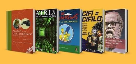 Cinco livros de filosofia baseados na cultura pop - Estante Blog | Ficção científica literária | Scoop.it