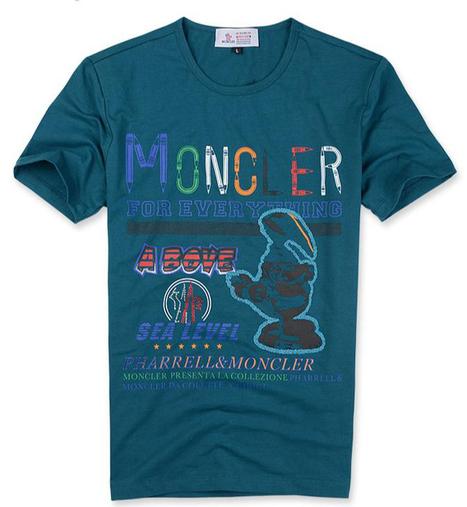 Online Fashion Hot Sale Moncler Herren T-shirt grey MLT006 FB-39077R | omstandard.com | Scoop.it