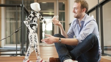 Poppy, a 3D-printed humanoid robot that defies conventions | GizMag.com | Sciences & Technology | Scoop.it