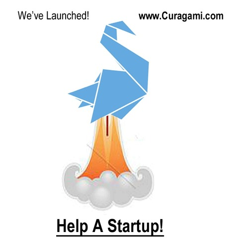 "Curagami Launches Into  ""Friends Beta"" &Needs Your Help via  @Curagami 
