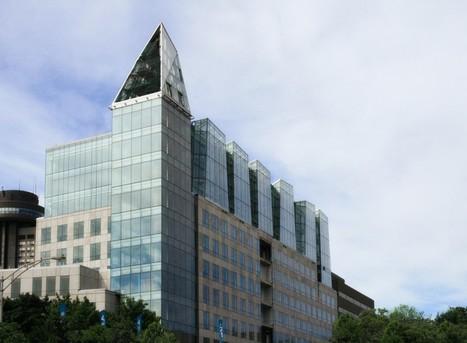 Visite de l'agrandissement du siège social de La Capitale (Québec) | Studium Media - Musings | Scoop.it
