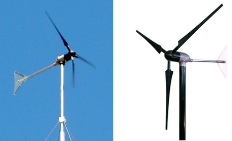 Small Wind Turbine Available at Lowe's | Sustainable Futures | Scoop.it