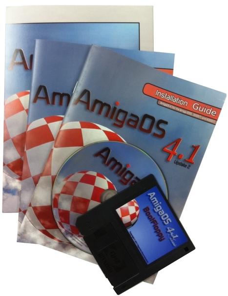 Sortie imminente d'AmigaOS 4.1 pour Classics | Amiga | Scoop.it