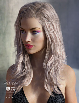 3d Model Art Zone: 3d Models Art Zone - Capsces Fun and Flirty Victoria 7, Krayon Hair for Genesis 3 Female(s) and Leyton Hair for Genesis 3 Female(s) and Genesis 2 Female(s) | 3d Models | Scoop.it