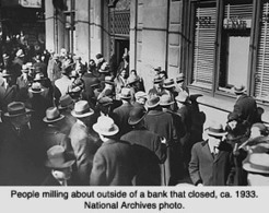 Bank Failures during the 1930s Great Depression | The Great Depression | Scoop.it