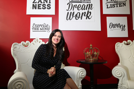 Social media executive also inspires women to chase business dreams - Las Vegas Review-Journal | social musings | Scoop.it