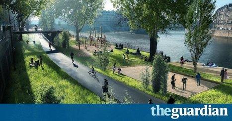 Right-minded Paris mayor plans more PEDRESTIANISATION along the Seine   URBANmedias   Scoop.it