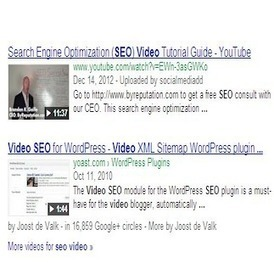 Getting Started with Rich Snippets for Improved Video SEO | INBOUND MARKETING | Scoop.it