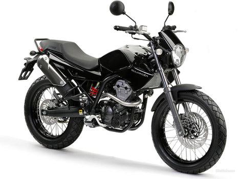 Foto de derbi mulhacen cafa 125. Motofoto.es | Fotos de Motos, caracteristicas y fichas tecnicas | Scoop.it