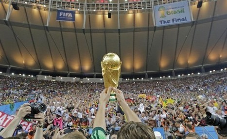 Fifa : le Veau d'or est toujours debout | FALL OF THE REPUBLIC - la chute de la Republique | Scoop.it
