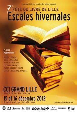 Escale des lettres à Lille | Poezibao | Scoop.it
