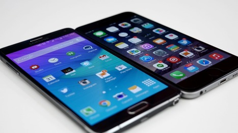 Apple launches in-store Android trade-in program to boost iPhone sales   Social Media, Marketing, Blogging & Writing   Scoop.it