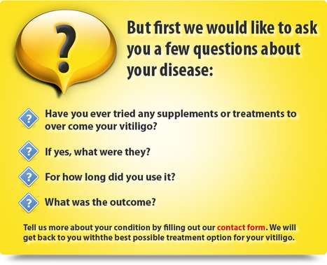Vitiligo Cure – How the Cure Works? @ NaturalVitiligoTreatment.com | Natural Vitiligo Treatment | Scoop.it