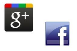 Google+ peut-il inquiéter Facebook ? | Réseaux Sociaux : tendances et pratiques | Scoop.it
