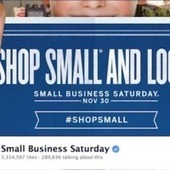 Small Businesses Had Facebook's Attention On Saturday ... | Small Business Marketing Magic | Scoop.it