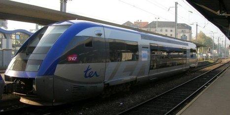 SNCF : des problèmes de sécurité sur un modèle de TER utilisé ... - Sud Ouest | Les actus de Cyril | Scoop.it