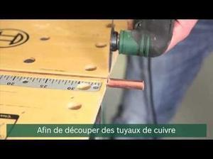 [BRICOLER FACILE] Comment découper des tuyaux en cuivre #bricolage #DIY #Bosch | Best of coin des bricoleurs | Scoop.it