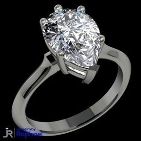 2.00 Carat Natural D VS2 Pear Shape 100% Natural GIA Certified Loose Diamond CT Non Enhanced GIA Certified | jewelrybyraphael | Scoop.it