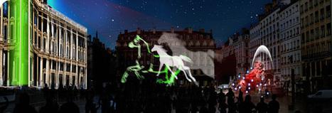 EDF Partenaire Fondateur de la Fête des lumières à Lyon | Le groupe EDF | Scoop.it