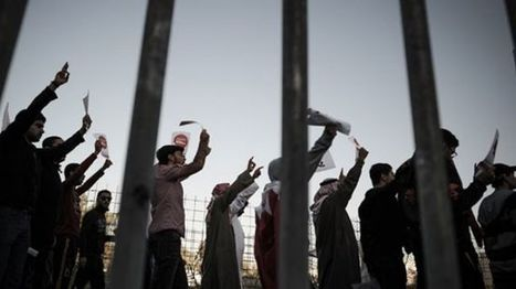 Bahraini court jails 12 anti-regime protesters | Human Rights Issues: The Latest News | Scoop.it