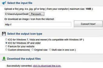 ConvertICO : Créer rapidement des icônes depuis des images | Le Top des Applications Web et Logiciels Gratuits | Scoop.it