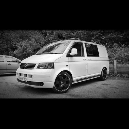 VW T4 & T5's | #vw #vwt5 #vdub #vwcamper #camper #campervan... | Campervans News | Scoop.it