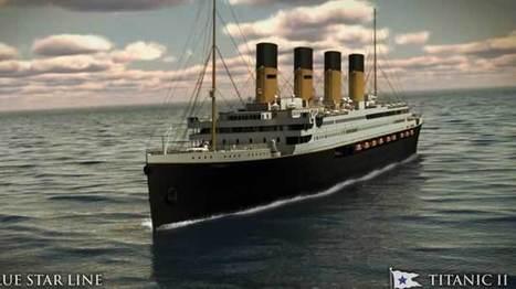 Çin yapımı Titanic 2 geliyor! - Akşam | Ekonomi 2.hafta | Scoop.it