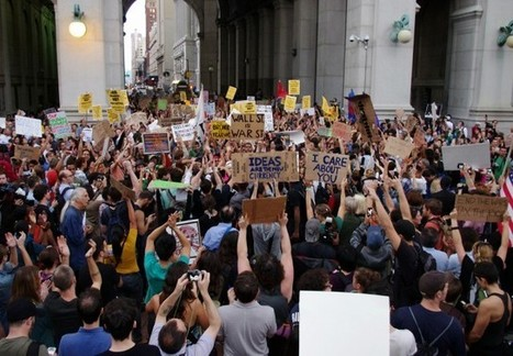 """Occupy Wall Street turned movements into international networks"" 