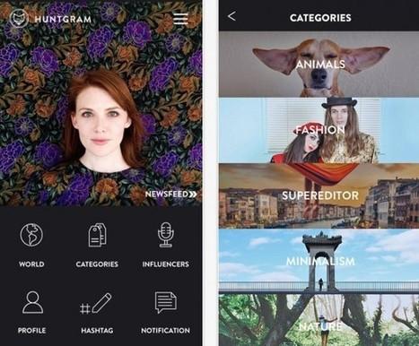 Huntgram, para encontrar el mejor contenido en Instagram [iOS] | ARTE, ARTISTAS E INNOVACIÓN TECNOLÓGICA | Scoop.it