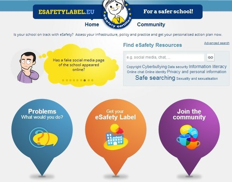 eSafety label | School Psychology Tech | Scoop.it