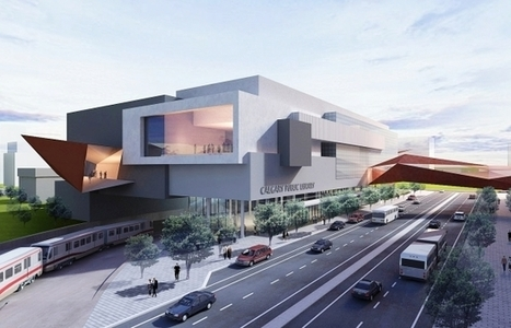 Council unanimously approves $245M downtown central library | LibraryLinks LiensBiblio | Scoop.it