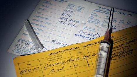 Aikuisten rokotustiedot ovat usein hajallaan – katso, kuinka kattavia rokotukset ovat oman terveyskeskuksesi alueella | Terveystieto | Scoop.it