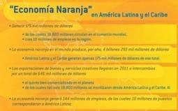 Rol y potencial de la economía naranja en Latinoamérica y el Caribe   Constitución de una compañía cultural   Scoop.it