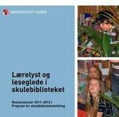Publikasjon om ressursskoler 2011–2012 i Program for skolebibliotekutvikling - UiA - Skolebibliotek | Tavlekanten | Scoop.it