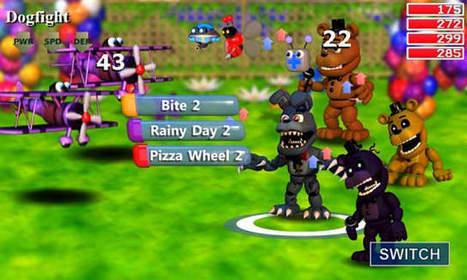 Five Nights at Freddy's World PC Full | Descargas Juegos y Peliculas | Scoop.it