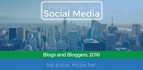 The Top Social Media Blogs To Follow | The Twinkie Awards | Scoop.it