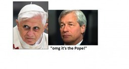 "JPMorgan Complicit In Vatican Bank Money-Laundering: Jamie Dimon Seeks Time Alone With Pope To ""Confess"" 