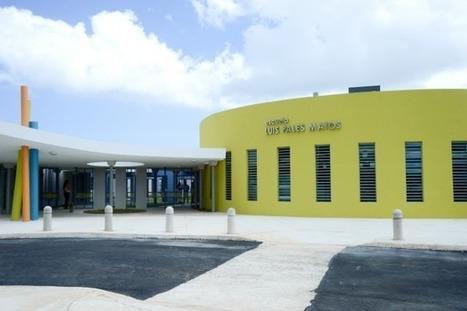 Nueva escuela para estudiantes de educación especial en Puerto Nuevo | arte y belleza | Scoop.it
