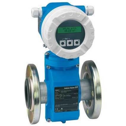 Promag 10L: đồng hồ đo lưu lượng nước – nước thải   Flowmeter Endress Hauser   Scoop.it