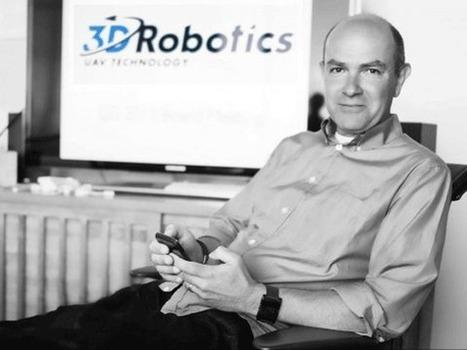 Power to the People: 3D Robotics CEO Anderson Defends Drones | Peer2Politics | Scoop.it
